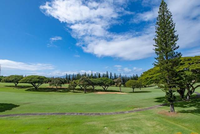 500 Kapalua Dr 15V2, Lahaina, HI 96761 (MLS #387722) :: Maui Estates Group
