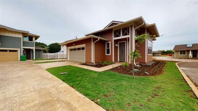 226 Kahoma Village Loop Home # 5, Lahaina, HI 96761 (MLS #387729) :: Coldwell Banker Island Properties