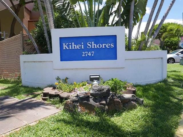 2747 S Kihei Rd I101, Kihei, HI 96753 (MLS #387733) :: Corcoran Pacific Properties