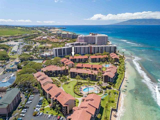3543 Lower Honoapiilani Rd J106, Lahaina, HI 96761 (MLS #387748) :: Maui Estates Group
