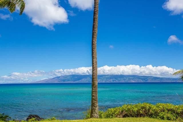 4095 Lower Honoapiilani Rd #110, Lahaina, HI 96761 (MLS #387753) :: Maui Estates Group