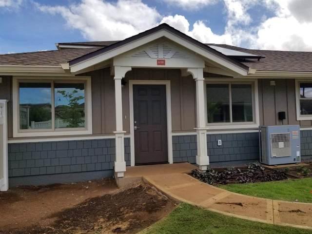 292 Kahoma Village Loop 4-101, Lahaina, HI 96761 (MLS #387755) :: Maui Estates Group