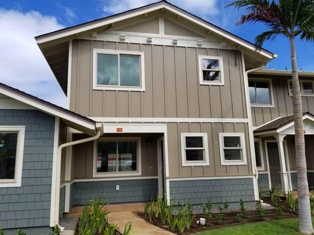 292 Kahoma Village Loop 4-102, Lahaina, HI 96761 (MLS #387756) :: Maui Estates Group