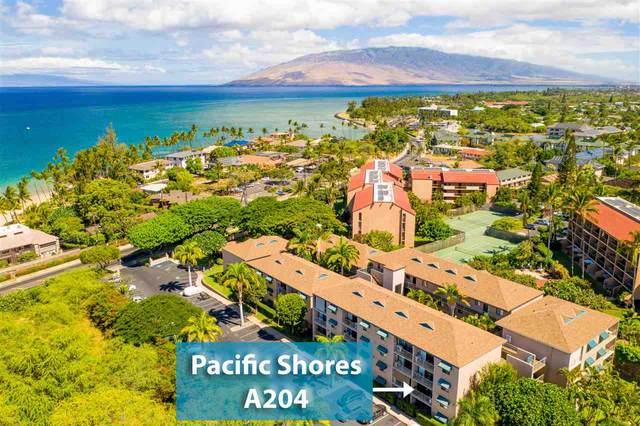 2219 S Kihei Rd A204, Kihei, HI 96753 (MLS #387758) :: Maui Estates Group