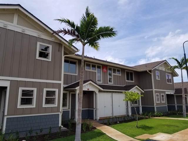 292 Kahoma Village Loop 4-104, Lahaina, HI 96761 (MLS #387761) :: Maui Estates Group