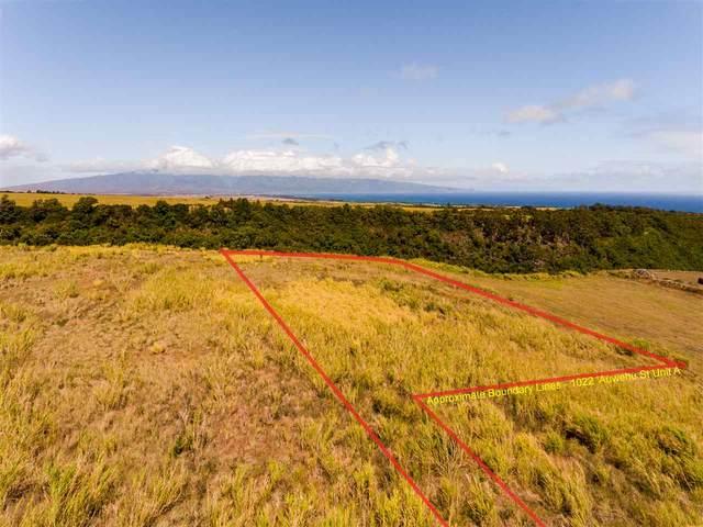 1022 Auwaha St A, Haiku, HI 96708 (MLS #387762) :: Coldwell Banker Island Properties