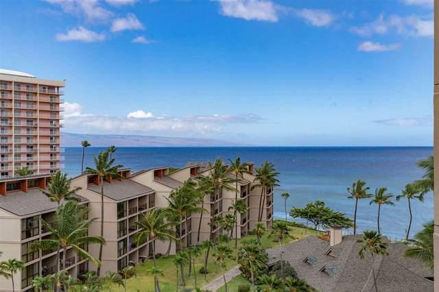 3445 Lower Honoapiilani Rd #815, Lahaina, HI 96761 (MLS #387763) :: Keller Williams Realty Maui