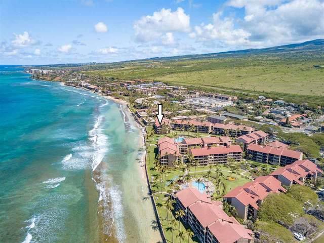 3543 Lower Honoapiilani Rd A301, Lahaina, HI 96761 (MLS #387766) :: Maui Estates Group
