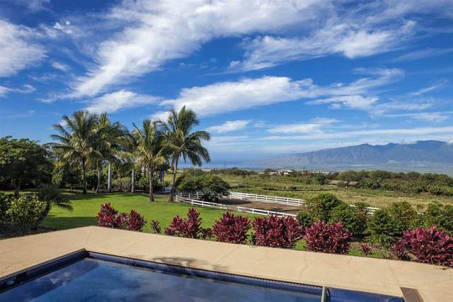 310 Piliwale Rd, Kula, HI 96790 (MLS #387773) :: Maui Lifestyle Real Estate