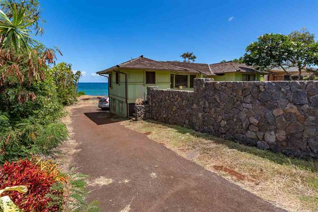 475 Hana Hwy, Paia, HI 96779 (MLS #387785) :: Maui Lifestyle Real Estate