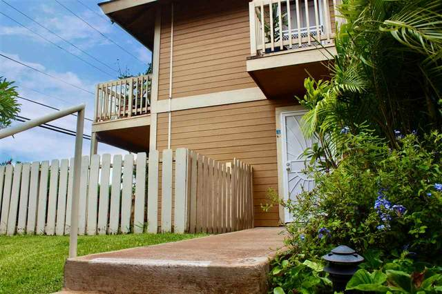 140 Uwapo Rd 60-106, Kihei, HI 96753 (MLS #387809) :: Elite Pacific Properties LLC