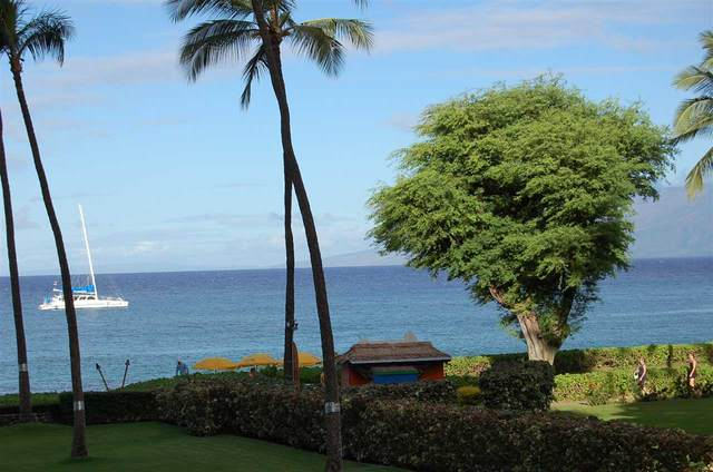 2481 Kaanapali Pkwy 216 S, Lahaina, HI 96761 (MLS #387811) :: Coldwell Banker Island Properties