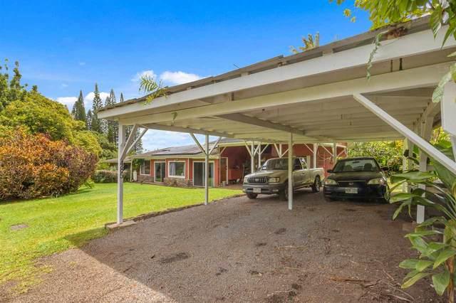 485 Kawelo Rd Rd, Haiku, HI 96708 (MLS #387824) :: Coldwell Banker Island Properties