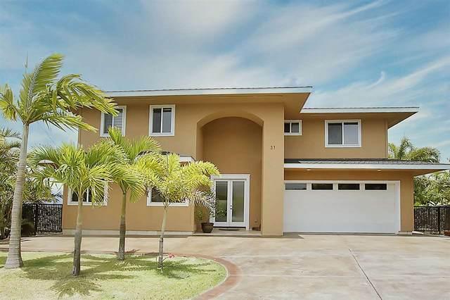 31 Onekea Pl, Wailuku, HI 96793 (MLS #387831) :: Keller Williams Realty Maui