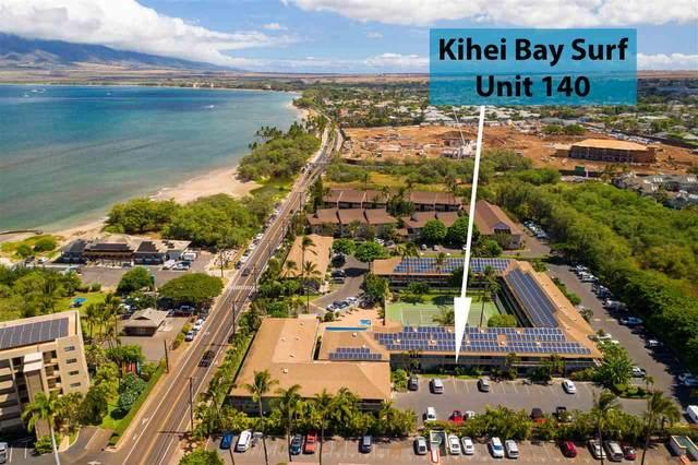 715 S Kihei Rd #140, Kihei, HI 96753 (MLS #387836) :: Keller Williams Realty Maui