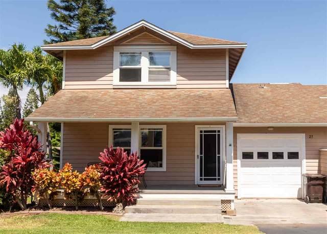 2740 Liholani St #25, Pukalani, HI 96768 (MLS #387839) :: Keller Williams Realty Maui
