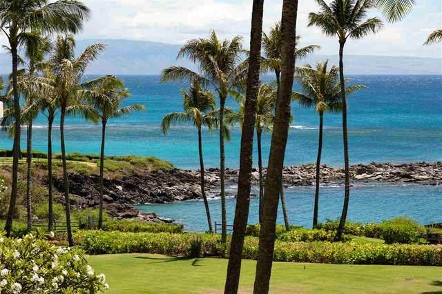 1 Bay Dr #2302, Lahaina, HI 96761 (MLS #387848) :: Maui Lifestyle Real Estate