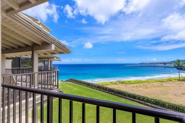 500 Bay Dr 20-B4, Lahaina, HI 96761 (MLS #387866) :: LUVA Real Estate