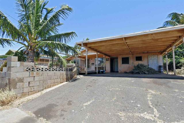 70 Aliilani Pl, Kihei, HI 96753 (MLS #387869) :: Keller Williams Realty Maui