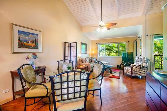 3788 Lower Honoapiilani Rd A-211, Lahaina, HI 96761 (MLS #387876) :: Maui Estates Group