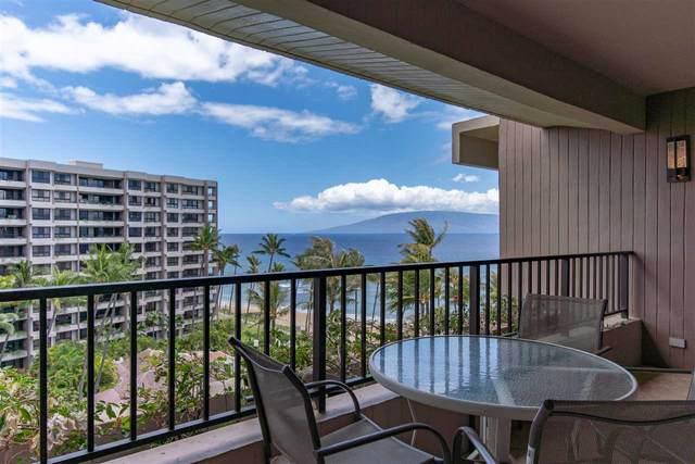 50 Nohea Kai Dr I-804, Lahaina, HI 96761 (MLS #387884) :: Keller Williams Realty Maui