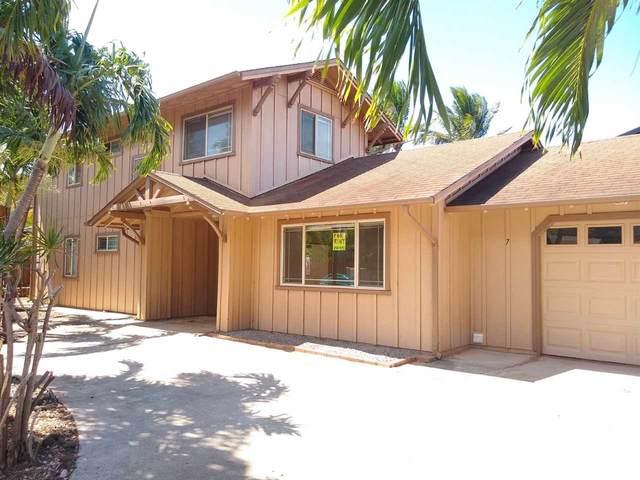 7 Haku Hale Pl, Lahaina, HI 96761 (MLS #387911) :: Maui Estates Group