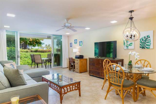 2661 Kekaa Dr E-102, Lahaina, HI 96761 (MLS #387918) :: Keller Williams Realty Maui