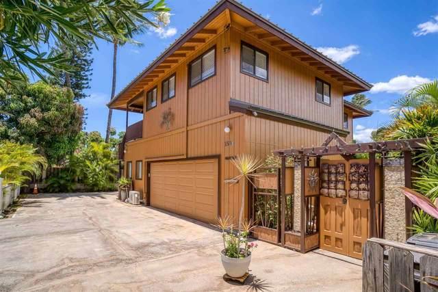 1539 Halama St, Kihei, HI 96753 (MLS #387921) :: Keller Williams Realty Maui