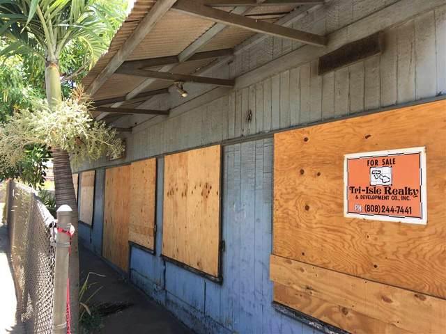 309 N Market St, Wailuku, HI 96793 (MLS #387931) :: Elite Pacific Properties LLC