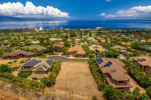 401 Wekiu Pl, Lahaina, HI 96761 (MLS #387939) :: Coldwell Banker Island Properties