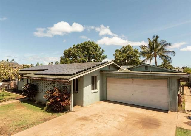 55 E Waipuilani Rd, Kihei, HI 96753 (MLS #387945) :: Coldwell Banker Island Properties