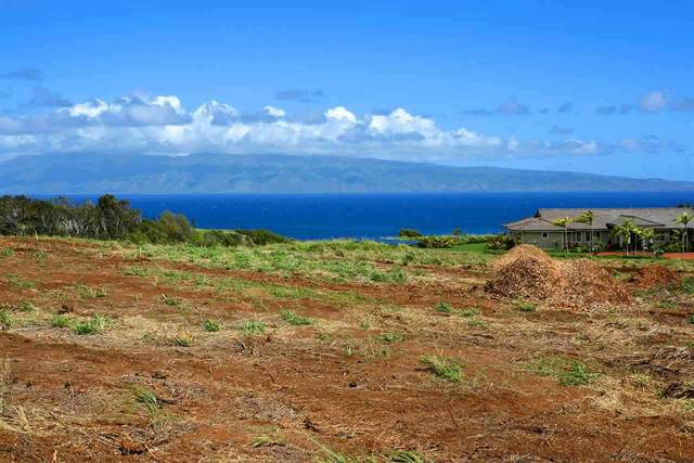 101 Keoawa St Lot 4, Lahaina, HI 96761 (MLS #387955) :: LUVA Real Estate