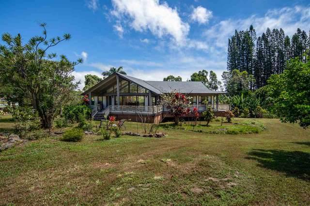 200 Awalau Rd A, Haiku, HI 96708 (MLS #387961) :: Coldwell Banker Island Properties