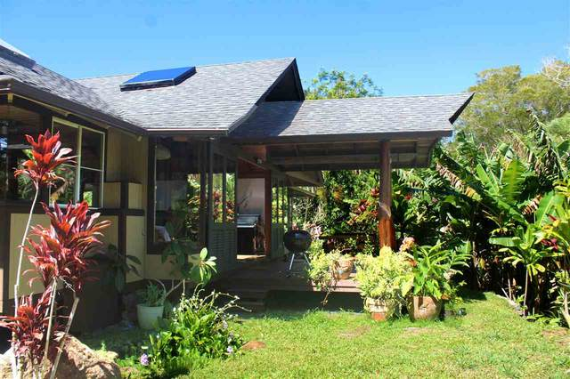 680 E Kuiaha Rd, Haiku, HI 96708 (MLS #387963) :: Coldwell Banker Island Properties