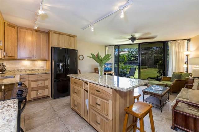 49 W Lipoa St #121, Kihei, HI 96753 (MLS #387964) :: Coldwell Banker Island Properties
