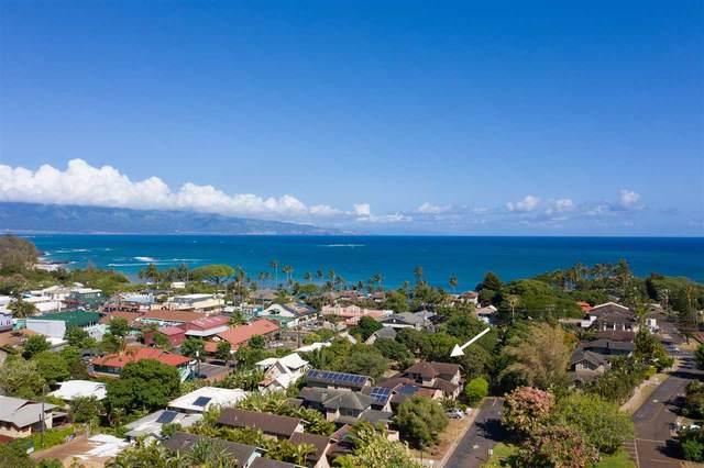 20 Hoku Pl, Paia, HI 96779 (MLS #387965) :: Keller Williams Realty Maui
