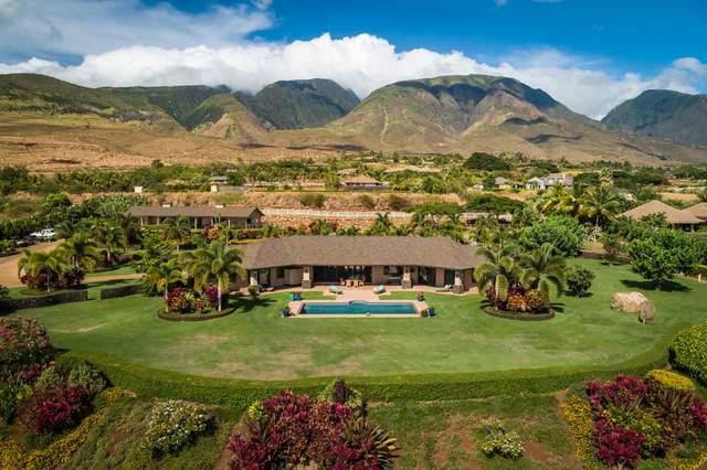 132 Mele Komo Pl, Lahaina, HI 96761 (MLS #387968) :: Maui Estates Group