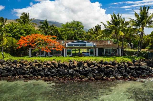 210 Hauoli St, Wailuku, HI 96793 (MLS #387974) :: Elite Pacific Properties LLC