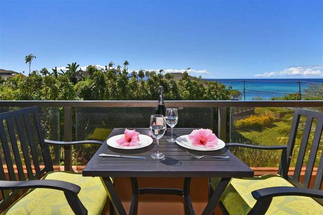 4242 Lower Honoapiilani Rd F401, Lahaina, HI 96761 (MLS #387976) :: Maui Estates Group