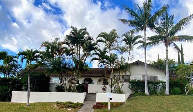 71 Mano Dr, Kula, HI 96790 (MLS #387992) :: Coldwell Banker Island Properties