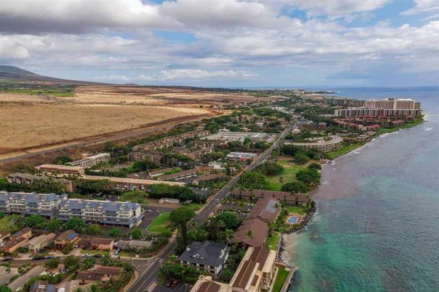 3676 Lower Honoapiilani Rd B301, Lahaina, HI 96761 (MLS #387994) :: Maui Estates Group