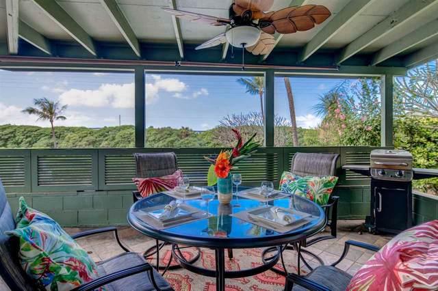 2750 Kalapu Dr #10, Lahaina, HI 96761 (MLS #387996) :: Coldwell Banker Island Properties