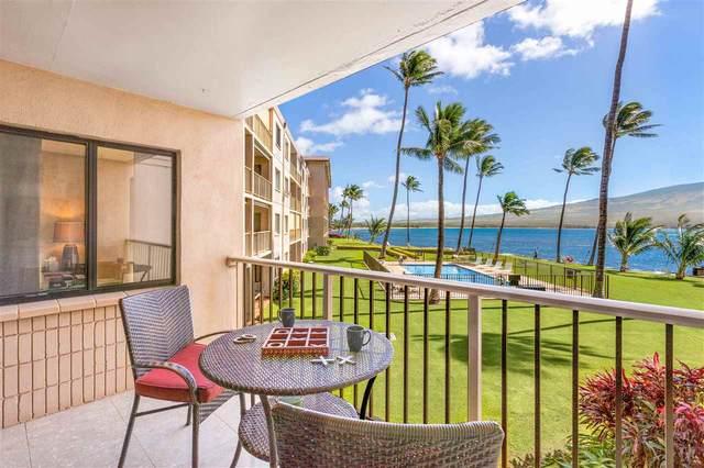 70 Hauoli St St #205, Wailuku, HI 96793 (MLS #388005) :: Keller Williams Realty Maui