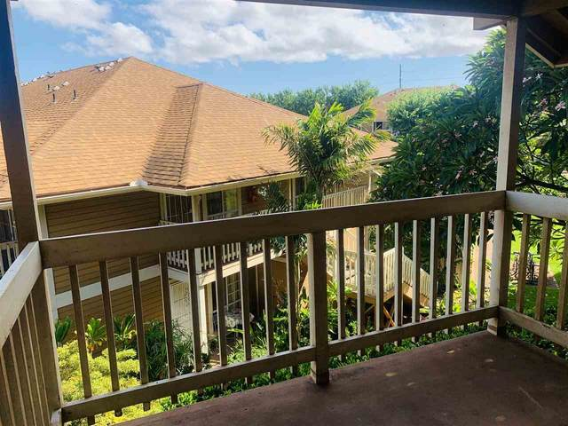 140 Uwapo Rd 13-204, Kihei, HI 96753 (MLS #388018) :: Elite Pacific Properties LLC
