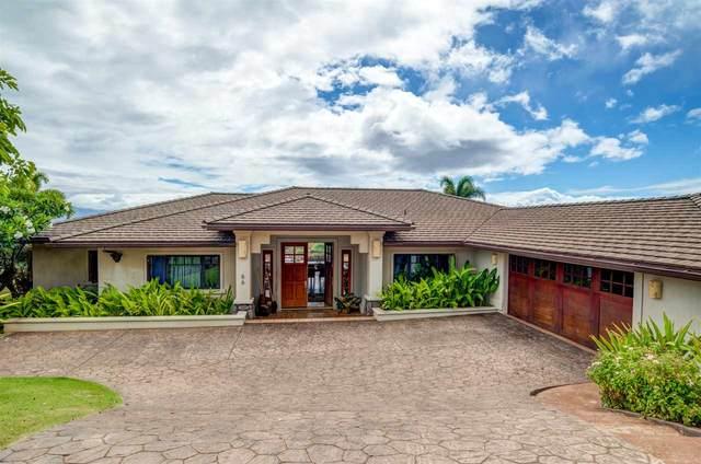 86 Kaulele Pl Lot #44, Lahaina, HI 96761 (MLS #388027) :: Maui Estates Group