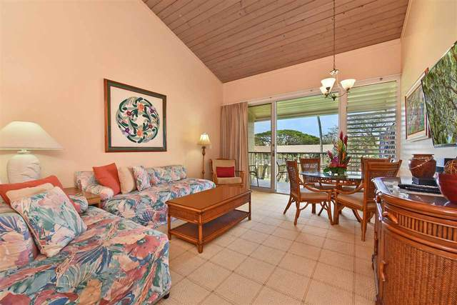 5315 Lower Honoapiilani Rd F246, Lahaina, HI 96761 (MLS #388039) :: Maui Estates Group