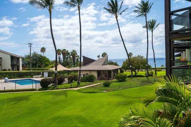 2737 S Kihei Rd 1-214, Kihei, HI 96753 (MLS #388041) :: Keller Williams Realty Maui