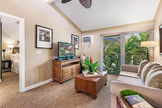 660 Wainee St K205, Lahaina, HI 96761 (MLS #388047) :: Elite Pacific Properties LLC