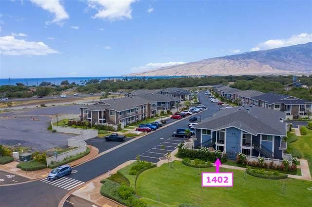 50 Kihalani St #1402, Kihei, HI 96753 (MLS #388057) :: Keller Williams Realty Maui
