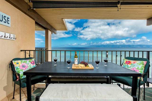 3723 L. Honoapiilani Rd #404, Lahaina, HI 96761 (MLS #388069) :: Maui Estates Group